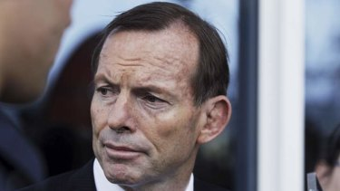 Tony Abbott should tread carefully, Gonski reaction 'might die down, but then, it might not.'