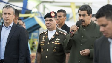 President Nicolas Maduro has abruptly dismissed Venezuela's health minister days after the government broke a nearly two-year silence on data which showed the country's medical crisis significantly worsening.