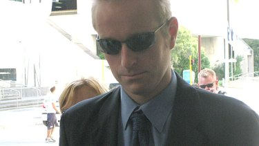 Senior Constable Niko Westergerling was fined $2000 for beating up his wife.