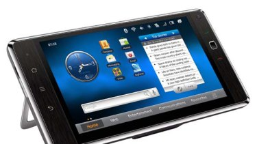 Telstra's T-Touch Tab: a cheap but inferior alternative to the iPad.