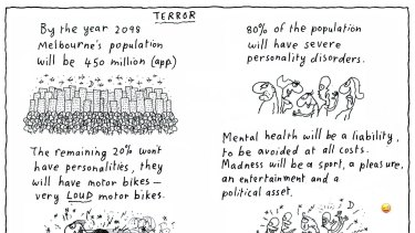 Illustration: Michael Leunig