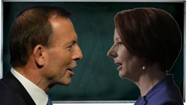 The Coalition and Labor should see eye to eye on much of the Gonski reforms - but party politics gets in the way.