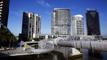 The Melbourne market has jumped by 15 per cent over the past 12 months.