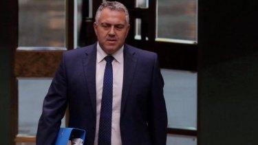 Treasurer Joe Hockey wants the power to determine superannuation contributions.