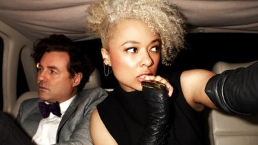 Sneaky Sound System's Angus McDonald and Connie Mitchell feel invigorated as a twosome.