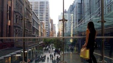 Retail sales rose 1.2 per cent in September.