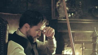 Robert Pattinson in <i>The Childhood of a Leader</i>.