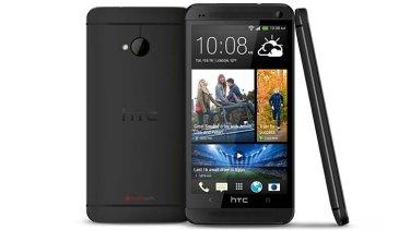 Impressive: The HTC One.