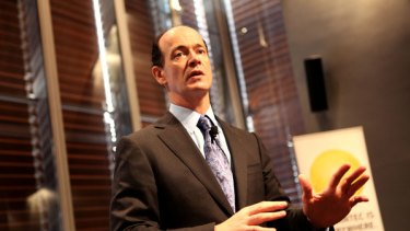 IT managers can never rest when it comes to security ... Symantec CEO Enrique Salem.