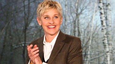 Missing in action... Ellen Degeneres delays flight to Australia.