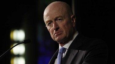 Glenn Stevens says the Reserve Bank has 'scope for further easing...'