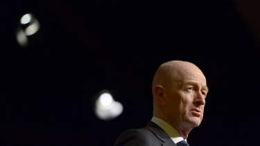 In November, RBA governor Glenn Stevens said the next rate move would 'almost certainly' be a cut.
