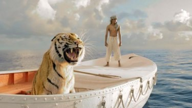 Protests: Visual artists that worked on <i>Life of Pi</i> were supposedly underpaid.