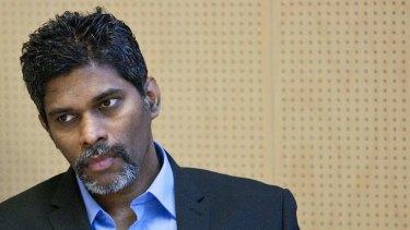 Raj Perumal - tied to arrests in Singapore.