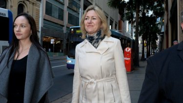 Stood down: Senior Crown prosecutor Margaret Cunneen.