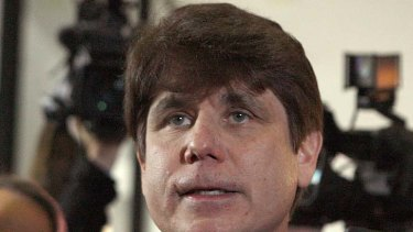 Jailed ... Rod Blagojevich.