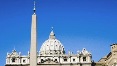 The Vatican ... owns 110,000 properties, including shopping centres and residences, which are collectively worth about $12 billion.