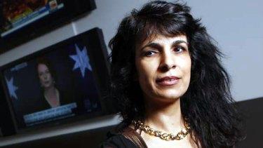 Nitsana Darshan-Leitner, Israeli activist who pursues terrorist organisations through European courts.