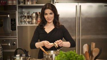 Celebrity chef Nigella Lawson