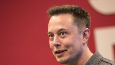 "Tesla boss Elon Musk: ""We are seeing very strong demand for Tesla Energy products."""