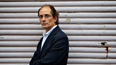 Typically distinctive and imaginative ... Belgian conducter and artistic director of the Song Company, Roland Peelman.