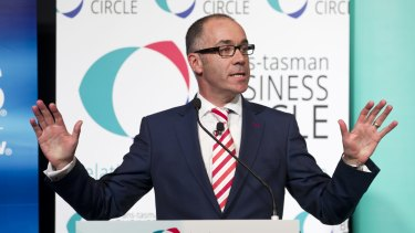 Capital raising was a 'prudent' move, says NAB's Andrew Thorburn.
