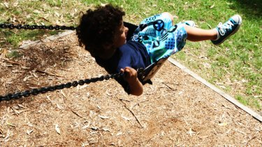 Less workout, more play ... fitness equipment is of little benefit to kids, study shows.