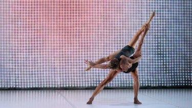 Sydney Dance Company dancers.