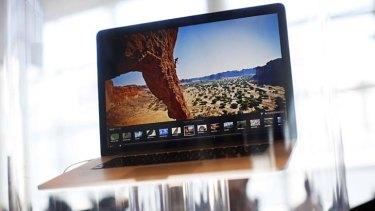 No longer considered environmentally friendly ... Apple's MacBook Pro.