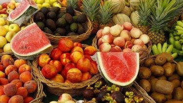 Australians are eating less fruit.