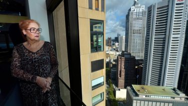 Urban planning expert Roz Hansen is disappointed by Planning Minister Matthew Guy's response to her committee's suggestions for Melbourne's future.