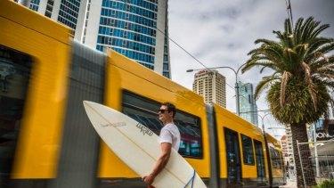 The Gold Coast.