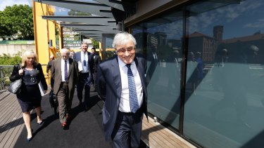 Kerry Stokes has stepped up his investment in oil in challenging circumstances.