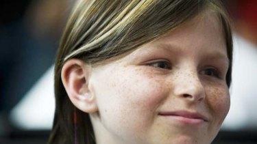 Missing ... Australian girl Zahra Baker.
