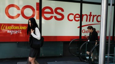 Coles has entered a 10-year deal with Citi to distribute its Coles-branded credit cards.