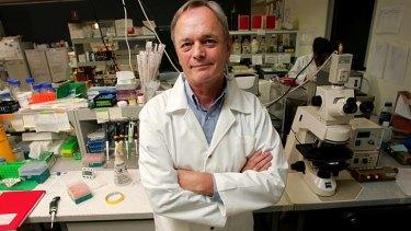 """""""Strange tmes"""": Dr John Aitken."""