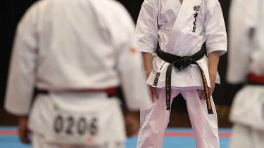 The study found karate masters were able to anticipate how an opponent will strike even before that opponent has moved.