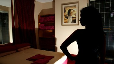 Trafficked sex workers will still be expected to cooperate with police to be granted permanent visas, but their expected contribution will be reduced.