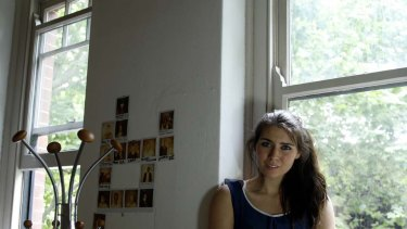 Nikki Durkin, 20, was accepted into the YCombinator entrepreneur program in the US.