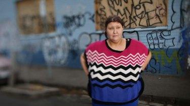 Homeless: Chantelle - it's not easy.
