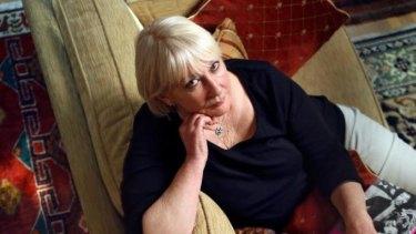 Upset: Kathy Etchingham, former girlfriend of Jimi Hendrix.