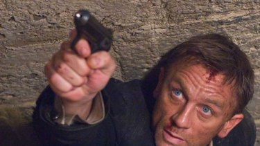 Moving on ... Daniel Craig to take on the role of investigative journalist Mikael Blomkvist.