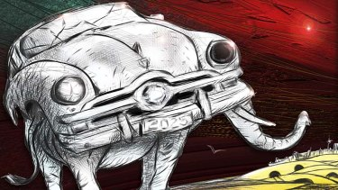 Illustration: Edd Aragon.