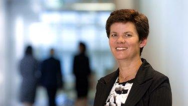 KPMG chairman Alison Kitchen.