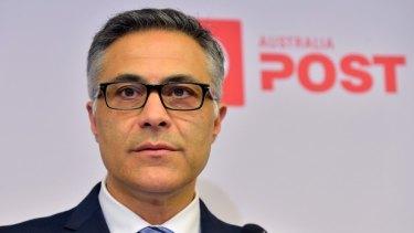 Australia Post managing director Ahmed Fahour has announced job losses.