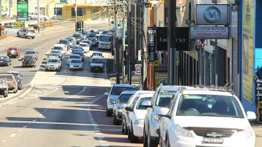 WestConnex to get go-ahead: Sections of Parramatta Road where parking is allowed on weekends may soon become clearways on weekends.