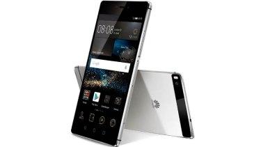 The Huawei P8.