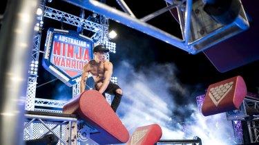Australian Ninja Warrior.