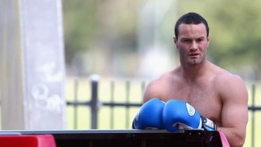 Back in business: Boyd Cordner is set for a surprise run.