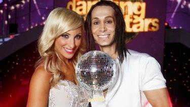 Jessica Raffa and illusionist Cosentino have won season 13 of Dancing With The Stars.